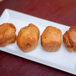 pommes dauphines coquette