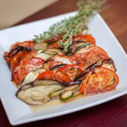 tian de légumes hossegor