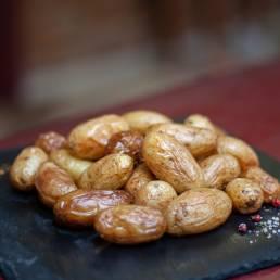 pommes de terres grenailles hossegor