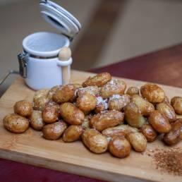 pommes de terres grenailles bayonne